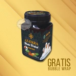 Harga madu azzikra hitam 500gr az zikra ori   herbal   HARGALOKA.COM