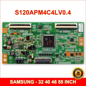 Harga t con samsung   s120apm4c4lv0 4   tcon tv lcd led 32 40 46 55 | HARGALOKA.COM