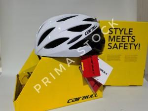 Harga cairbull helm sepeda roadbike mtb cavat putih not rockbros | HARGALOKA.COM