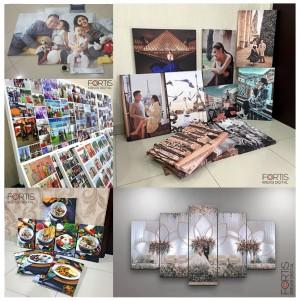 Harga cetak foto kanvas canvas photo print 40 x | HARGALOKA.COM
