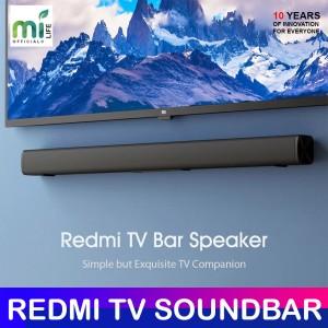 Harga xiaomi redmi tv soundbar wireless and wired with 8 speakers | HARGALOKA.COM
