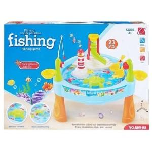 Harga mainan anak pancing ikan fishing game water paradise   HARGALOKA.COM