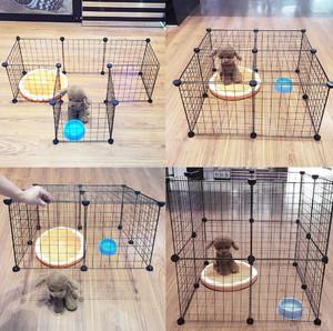 Harga kandang hewan peliharaan kandang anjing kandang kucing hamster diy   35x35 cage   HARGALOKA.COM