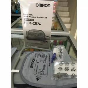 Harga manset tensi omron hem cr24 ready cuff medium dan large m amp l     HARGALOKA.COM