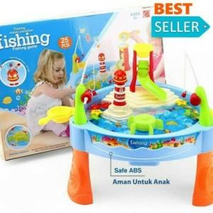 Harga mainan pancingan anak fishing paradise toy water paradise kado   HARGALOKA.COM