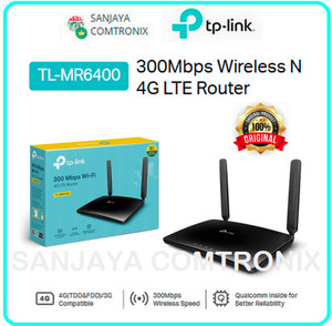 Harga tp link 300mbps wireless n 4g lte router | HARGALOKA.COM