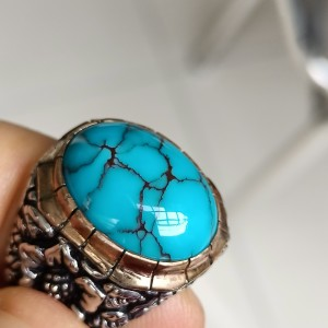 Harga pirus biru fancy bkn bulu macan giok mesir persia red borneo | HARGALOKA.COM