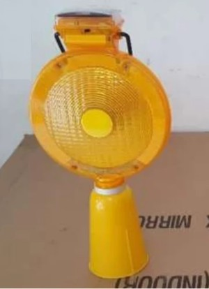 Katalog Lampu Safety Traffic Cone Kerucut Strobelight Automatic Warning Light Katalog.or.id