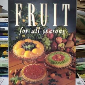 Harga fruit for all season   buku resep   HARGALOKA.COM