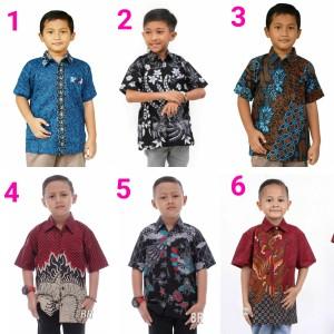 Harga batik anak batik pria baju anak batik anak modern   anak laki laki | HARGALOKA.COM