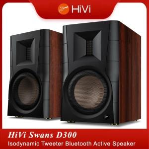 Harga hivi swans d300 isodynamic tweeter ribbon powered 2 0 rms 300w | HARGALOKA.COM