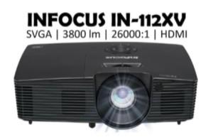 Harga projector   proyektor infocus in112xv hdmi   svga 3800 | HARGALOKA.COM
