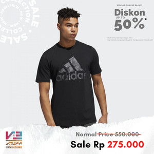 Harga kaos adidas original t shirt camo graphic continental   | HARGALOKA.COM