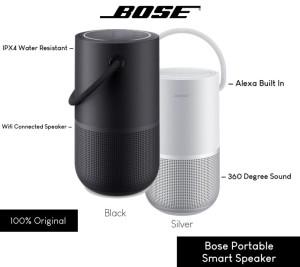 Harga bose portable home smart speaker with alexa original   | HARGALOKA.COM