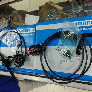Harga rem sepeda hidrolik disc brake shimano | HARGALOKA.COM