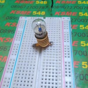Harga perakitan elektronik dasar listrik dinamis dengan bohlam amp | HARGALOKA.COM