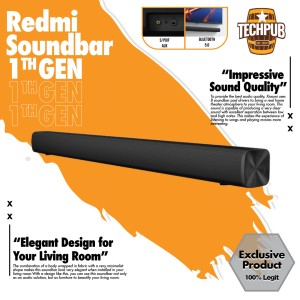 Harga xiaomi redmi soundbar wired and wireless audio with 8 | HARGALOKA.COM