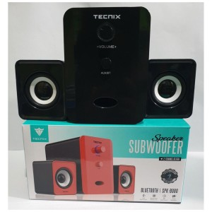 Harga speaker bluetooth subwoofer tx spk b080 speaker 2 1 channel design   | HARGALOKA.COM