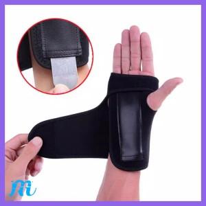 Harga wrist brace steel palm support splint deker tangan fortunnel arthritis   r   HARGALOKA.COM