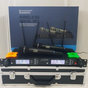 Harga free koper mic wireless sennheiser skm 9000 9045 mkii multi channel     HARGALOKA.COM