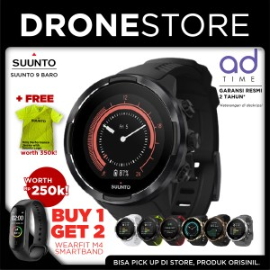 Harga jam tangan gps sport suunto 9 g1 baro original garansi resmi indonesia   | HARGALOKA.COM