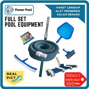 Harga alat pembersih kolam renang paket lengkap perawatan kolam   HARGALOKA.COM