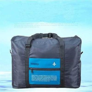Harga tas travel lipat gantungan koper waterproof tas travel model lipat     HARGALOKA.COM