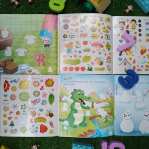 Harga buku stiker anak buku aktivitas buku import   HARGALOKA.COM