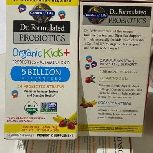 Harga vitamin garden of life probiotics dr formulated probiotics vitamin | HARGALOKA.COM