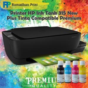 Harga printer hp 315 ink tank all in one a4 hp315 aio   compatible | HARGALOKA.COM