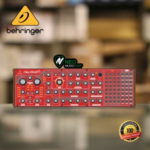 Harga behringer neutron paraphonic analog and semi modular | HARGALOKA.COM