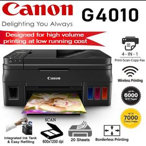 Harga printer canon g4010 terbaru 2021   | HARGALOKA.COM