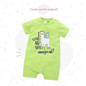 Harga romper bayi jumper bayi baju kodok bayi 0 12 bulan   llama   6 9 | HARGALOKA.COM