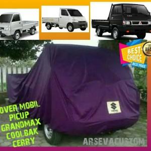 Harga cover mobil pick up carry granmax l300 ss dll size custom     HARGALOKA.COM