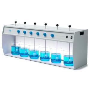 Harga flocculator fc6s flokulator test 6 spindle velp   | HARGALOKA.COM