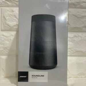 Harga bose soundlink revolve bluetooth speaker triple black   bose | HARGALOKA.COM