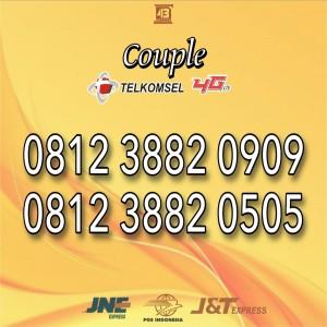 Harga nomor cantik simpati telkomsel couple   HARGALOKA.COM
