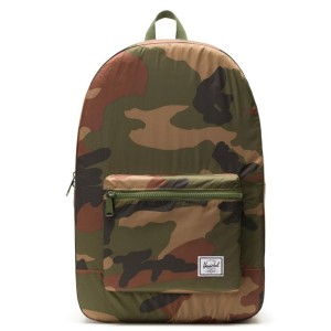 Harga 100 original herschel packable backpack camo daypack army tas | HARGALOKA.COM