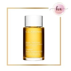 Harga Clarins Huile Anti Eau Contour Body Treatment Oil 100 Ml Katalog.or.id