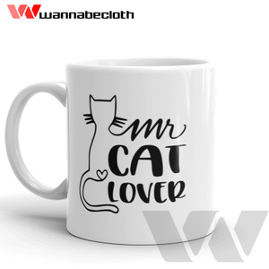 Harga mug custom cetak mug unik mug lucu kado mug souvenir mug cat lovers | HARGALOKA.COM