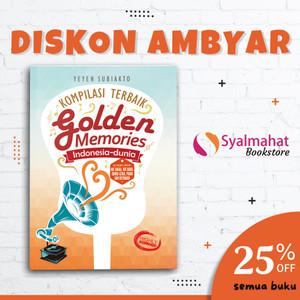 Harga buku musik kompilasi terbaik golden memories indonesia   | HARGALOKA.COM