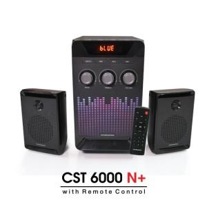 Harga speaker bluetooth simbadda cst 6000n subwoofer bass power led | HARGALOKA.COM