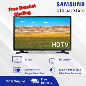 Harga samsung led tv 32 inch ua32t4001 new 2020 digital clean | HARGALOKA.COM