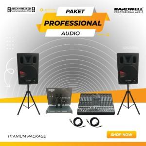Harga paket karaoke sound system hardwell outdoor kualitas   HARGALOKA.COM