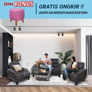 Harga tania sofa minimalis modern 211 dudukan sofa scandinavian 211   HARGALOKA.COM