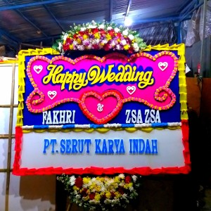 Harga toko bunga papan harapan indah bekasi | HARGALOKA.COM