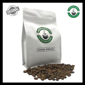 Harga 250gr   kopi robusta pagar alam roasted   | HARGALOKA.COM