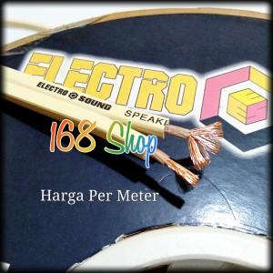 Harga kabel speaker ofc 16 gauge harga permeter electro sound   HARGALOKA.COM