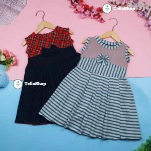 Harga dress aila 3 4 tahun dres pesta murah grosir baju anak | HARGALOKA.COM