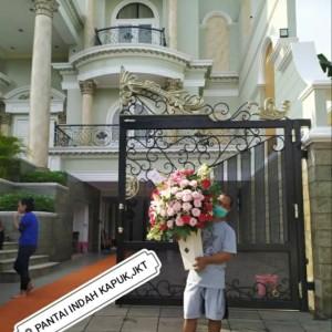 Harga bunga meja harapan indah | HARGALOKA.COM